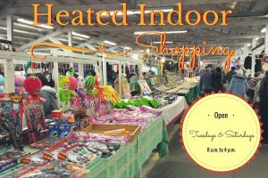 Cowtown Farmers Market Heated Indoor