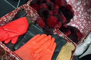 gloves leather accessories