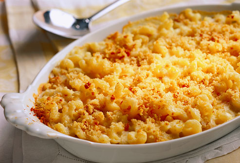 From Johnna S Kitchen Baked Macaroni And Cheese Cowtown
