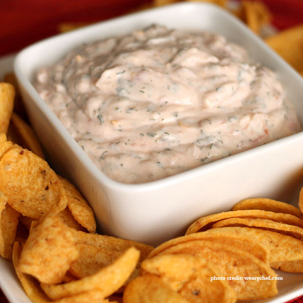 How To Make Sour Cream Dip At Home