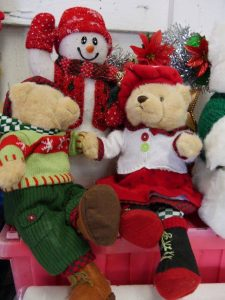 The holidays are the perfect time to visit the flea market for gifts large and small.