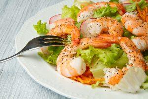 Johnnas Kitchen Steamed Shrimp