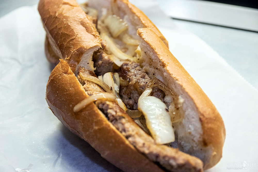 Glick's Kitchen Preferred Vendor cheesesteak