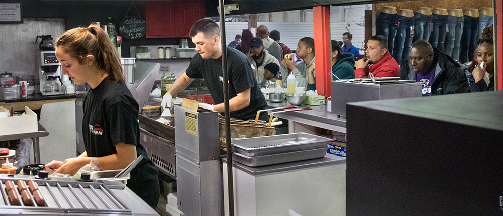 Glick's Kitchen Preferred Vendor Cooking It Up